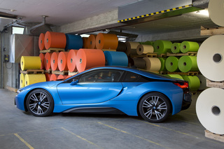 Corporate Publishing for BMW Business Class