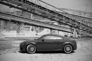 mobility series for AD <br>Audi TTS <br>comissioned by Condé Nast